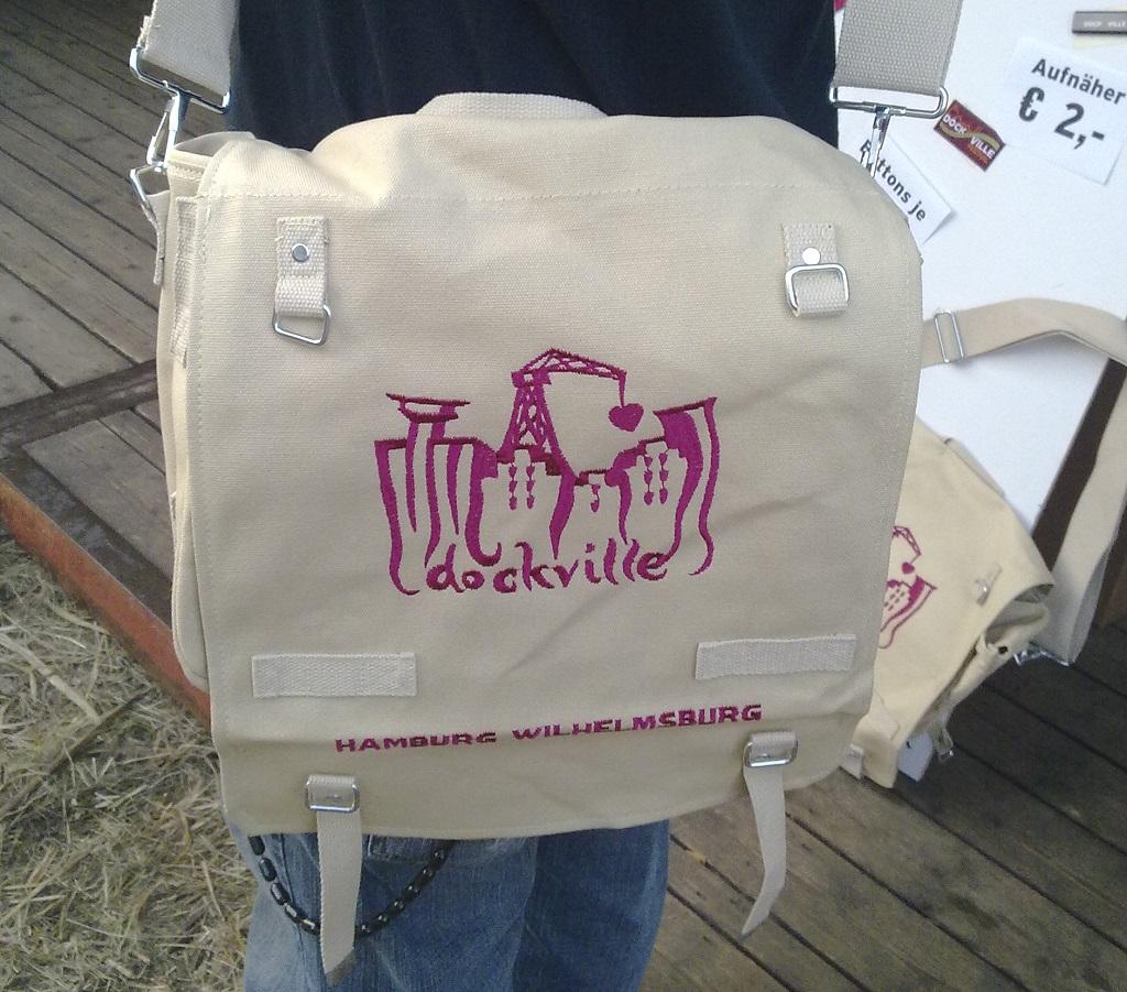 Dockville-Tasche